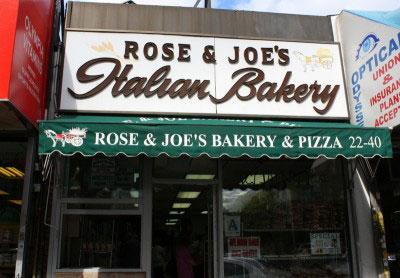 rose & joes