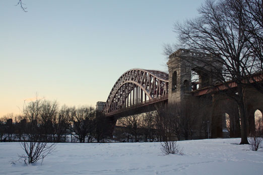 hellgate bridge