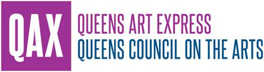 queens art express banner