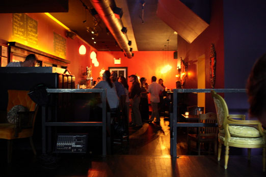 cinema soiree at hell gate social