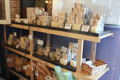 little soap shop soaps