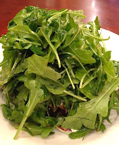 arugula-beet-salad-il-bambino-astoria-queens