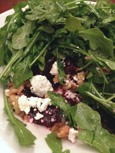 arugula-beet-salad-innards-il-bambino-astoria-queens