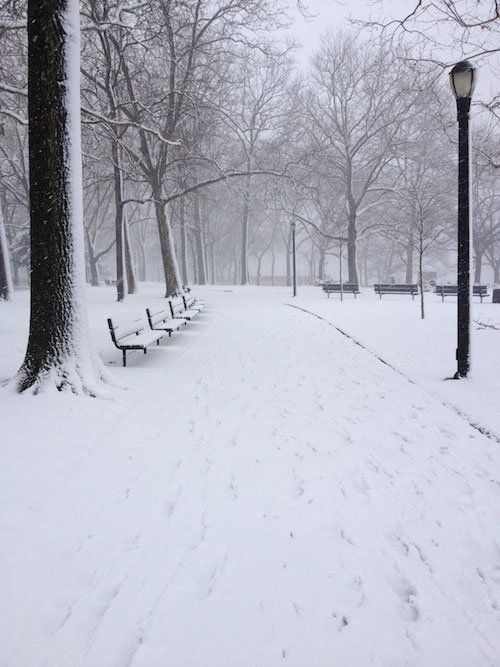 snowy-path-astoria-park-queens