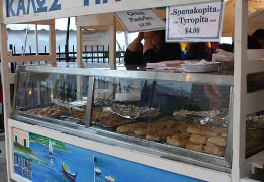 greek-pastries-st-demetrios-fair-astoria-queens