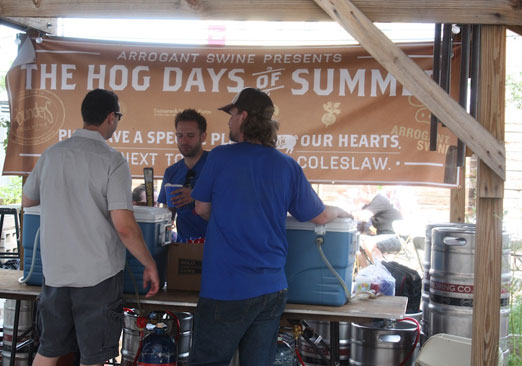 founders-brewery-stall-hog-days-of summer-arrogant-swine-lic-queens