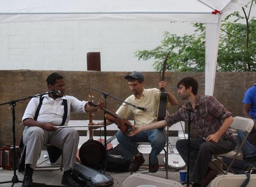 musician-handoff-hog-days-of summer-arrogant-swine-lic-queens