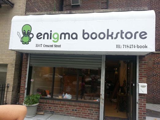 Enigma_Bookstore_Astoria_Storefront