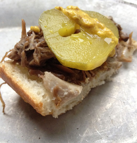 cuban-pork-sweet-pickle-spicy-mustard-astoria-whiskey-society-hell-gate-social-astoria-queens