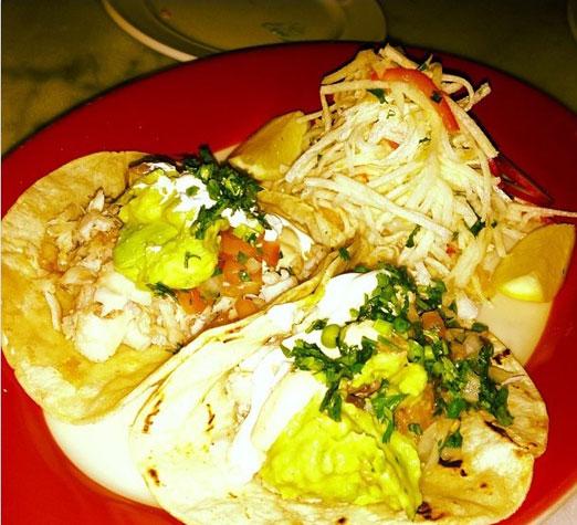 fish tacos sage general store