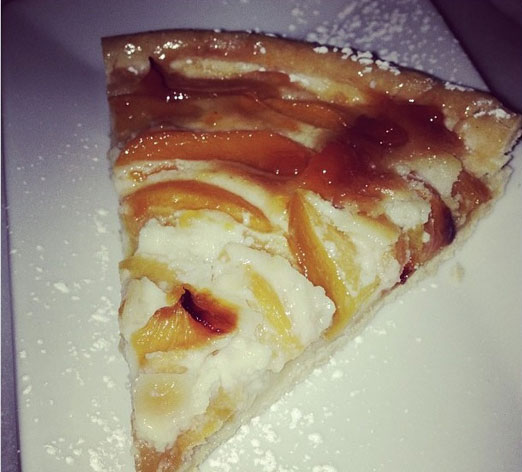 peach almond tarte sage general store