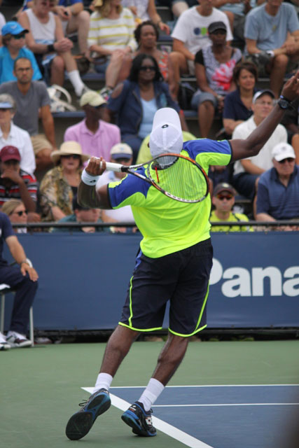 donald young us open