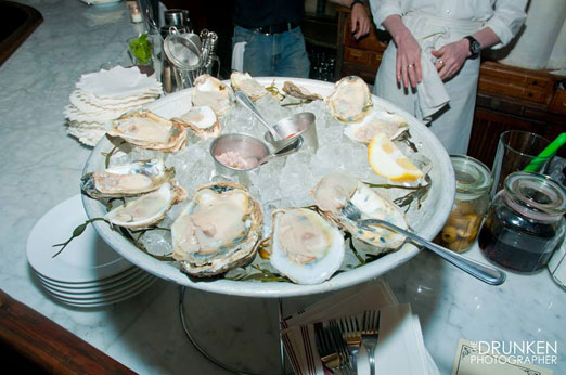 mar's oysters