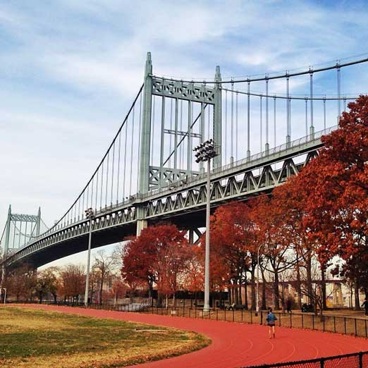 astoria-park-track-triboro-bridge-fall-2013