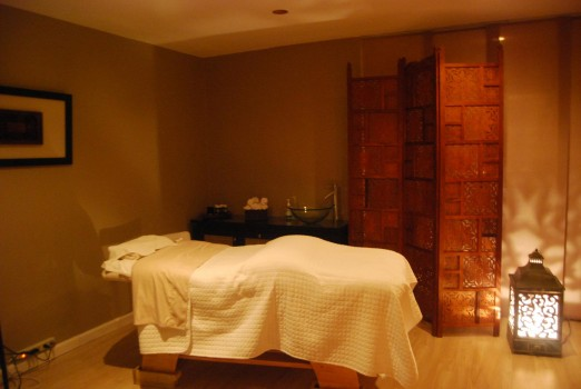 Natura Spa_12 Days of Giveaways_Massage Room