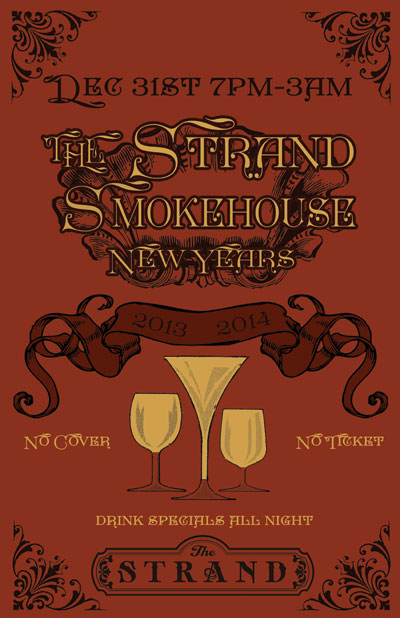 The_Strand_Smokehouse_New_Years_Eve