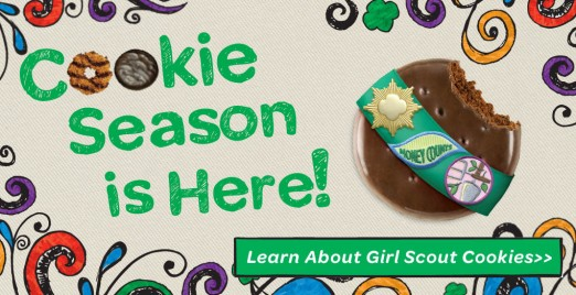 Girl Scout Cookie Season Sale_Image
