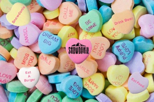 Snowdonia Valentines