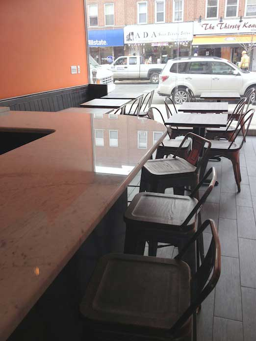 bar-table-seating-astoria-bier-cheese-ditmars-astoria-queens
