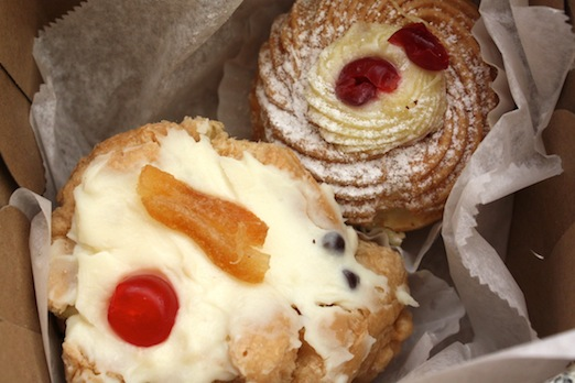 st joseph cake st joseph s day pastries zeppola and sfinge in astoria 7653