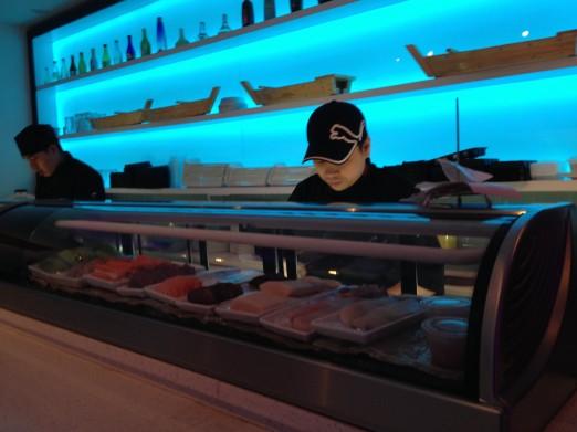Pink Nori_Sushi Chef