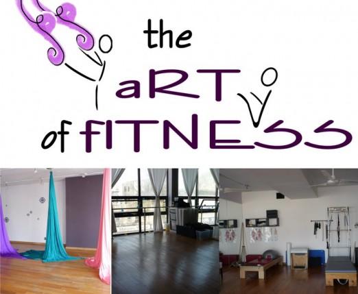Art of Fitness_Logo Studio Shot