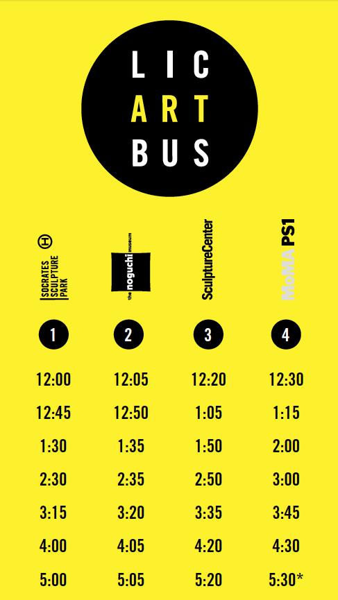 art-bus-schedule-lic-queens