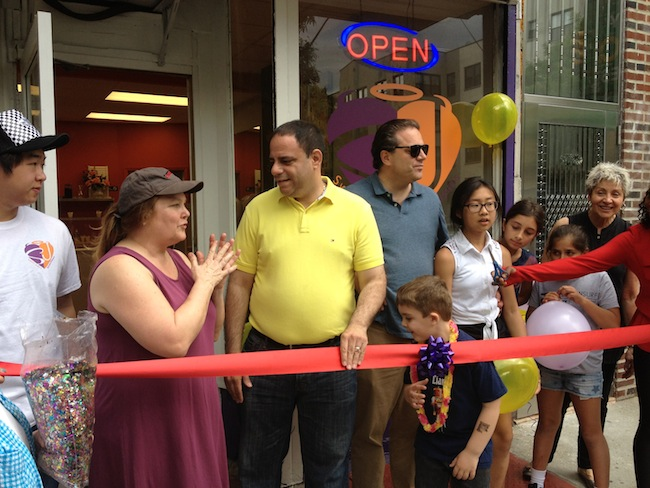 getting-ready-for-ribbon-cutting-sweet-janes-astoria-queens
