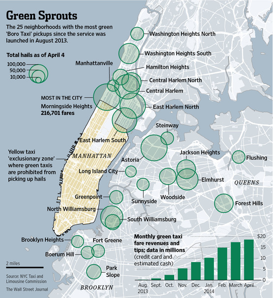 green-taxi-map
