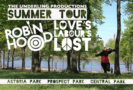 Underling Productions Summer Tour
