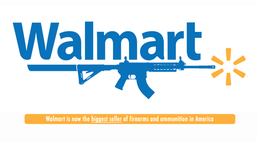 Walmart Assault Rifle Logo