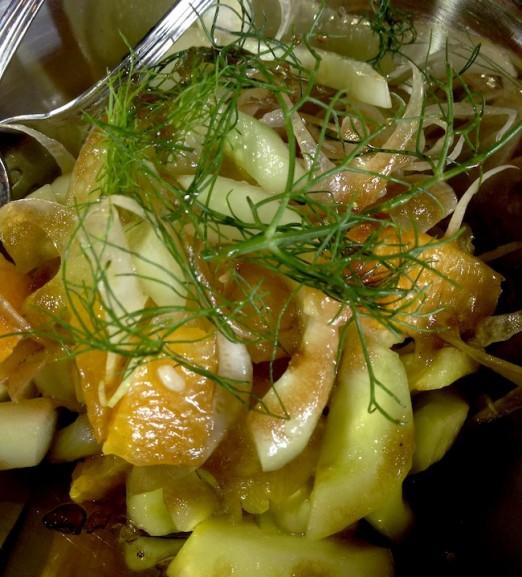salad-orange-fennel-cucumber-dill-vite-vinosteria-astoria-queens