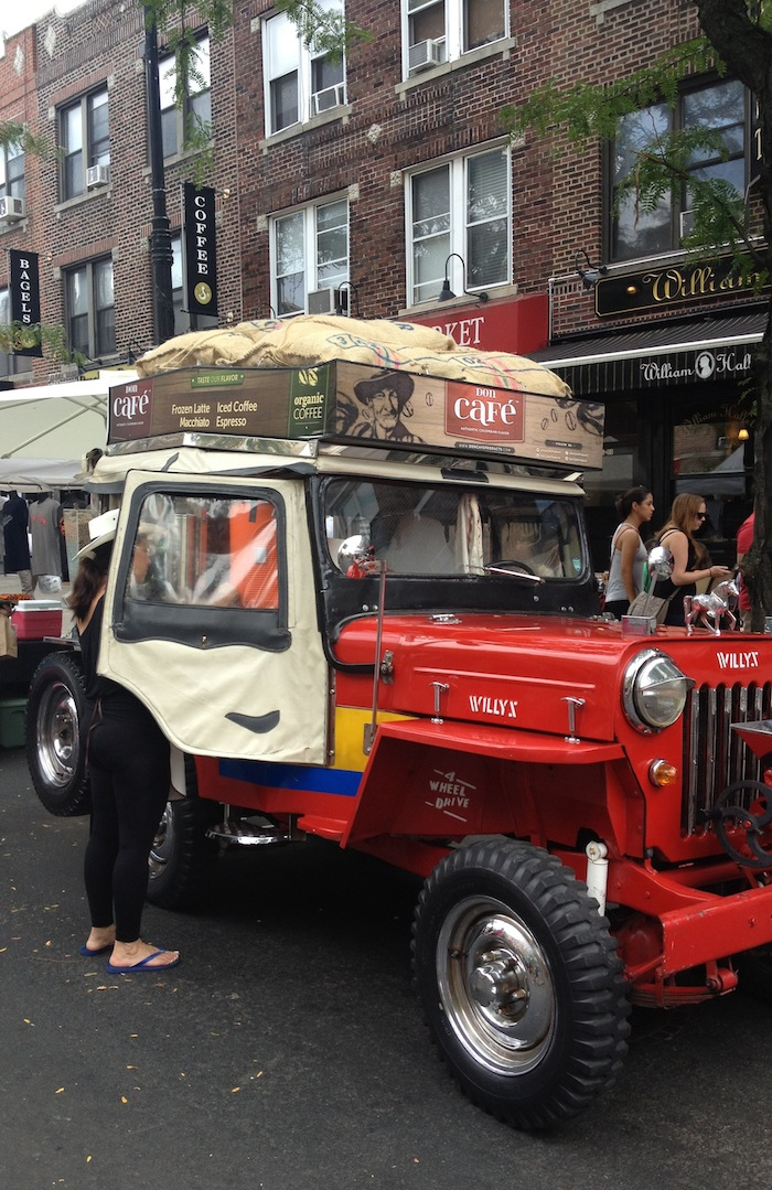 cafe-in-a-jeep-30th-avenue-street-fair-september-1-labor-day-astoria-queens