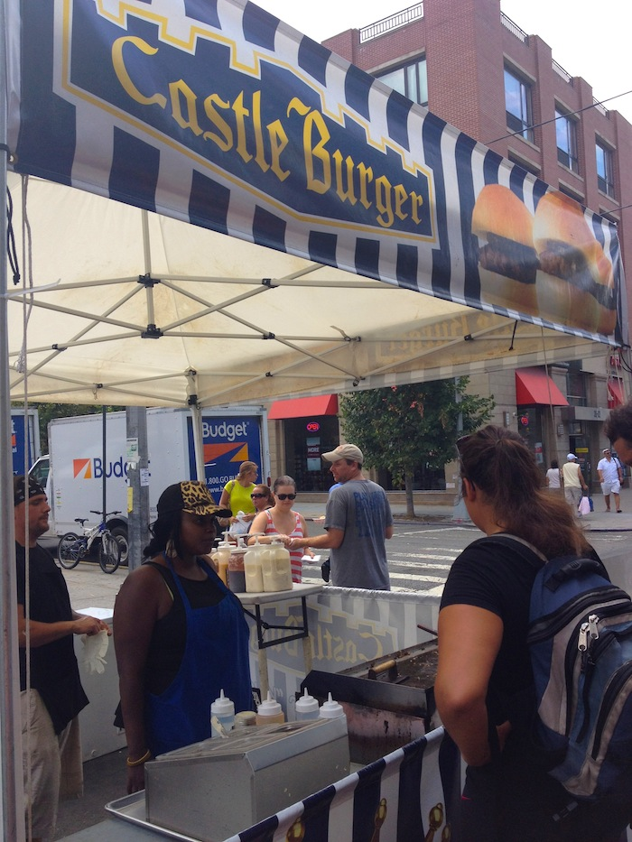 castle-burger-30th-avenue-street-fair-september-1-labor-day-astoria-queens