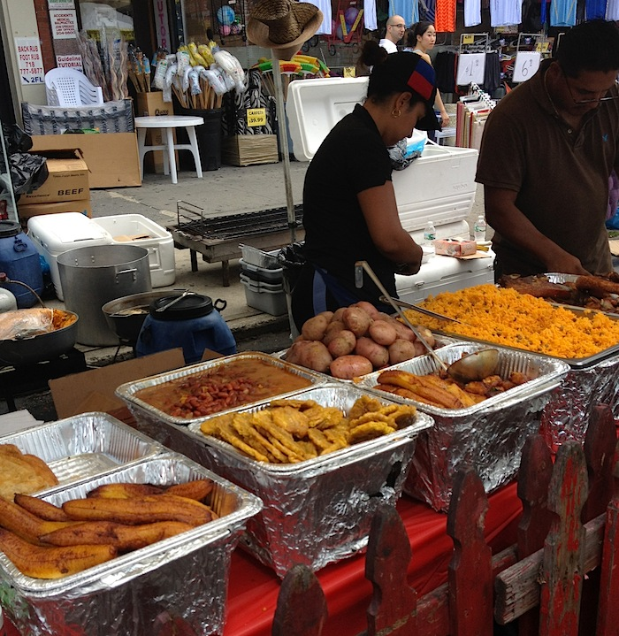 latin-american-food-30th-avenue-street-fair-september-1-labor-day-astoria-queens
