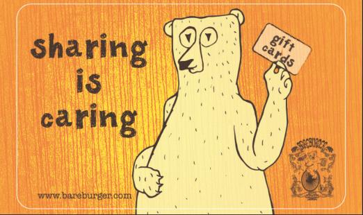 Bareburger Gift Cards
