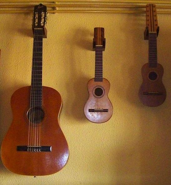ukelele-and-guitars