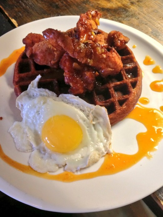 Chicken and Waffle_RaR Bar