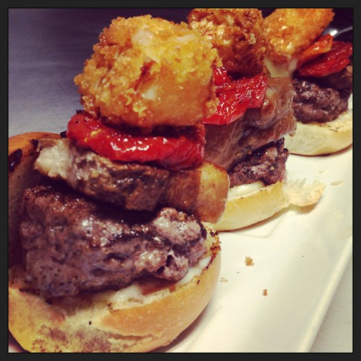 Burger Sliders_RaR Bar