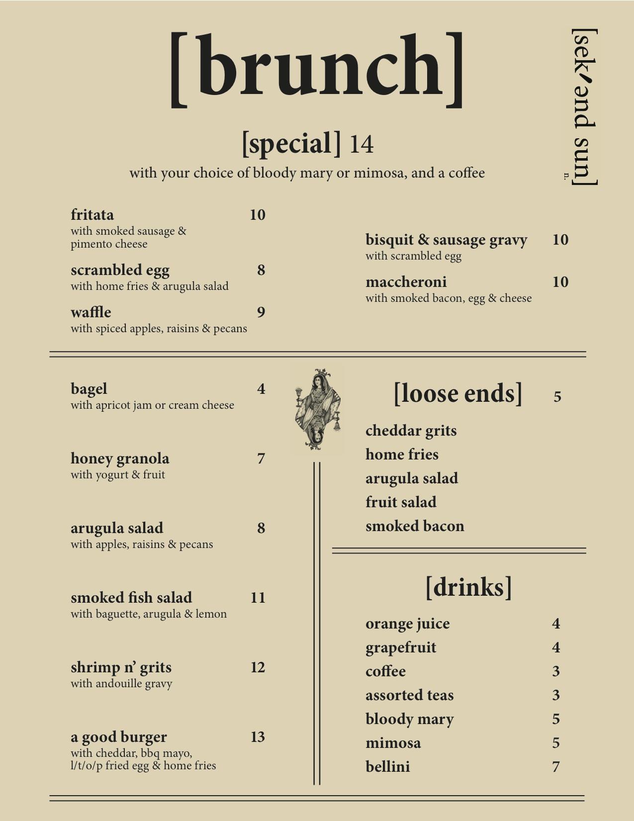 brunch-menu-sekend-sun-astoria-queens