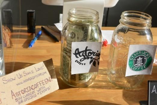 Astoria Coffee-Dueling Tip Jars (1)