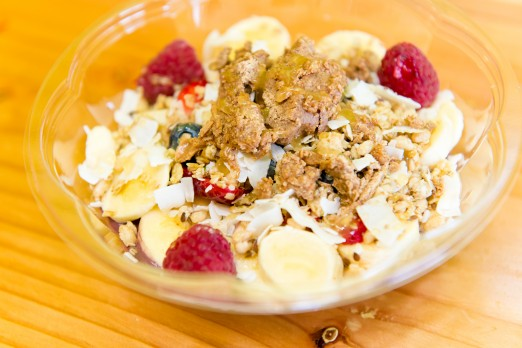 Fusion_Almond Butter Bowl