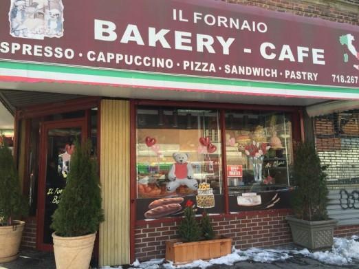 Il Fornaio Bakery Café