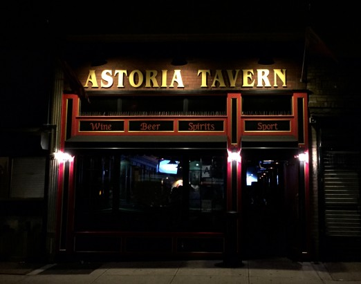 If I could only go to one bar in Astoria... this would be it.