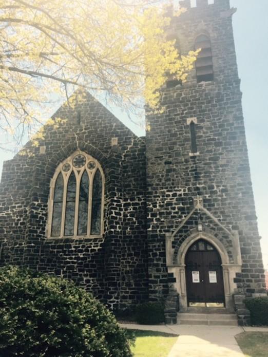What dark secrets lie beneath this beautiful church?
