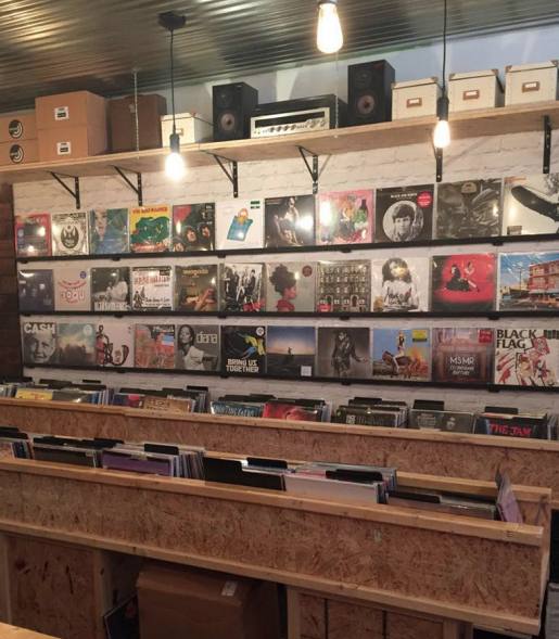 For your vinylphile friends, HiFi Records is a must-see.