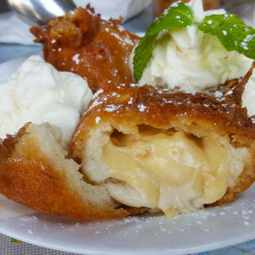 fried pudding