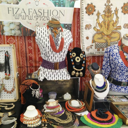 Fiza Fashion_LIC Flea Event
