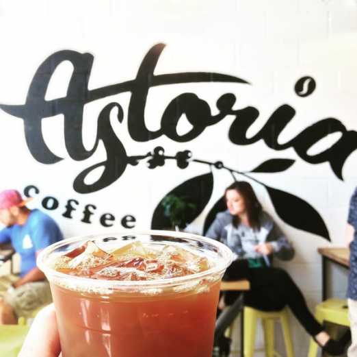 We Heart Astoria Astoria Coffee Ice Coffee