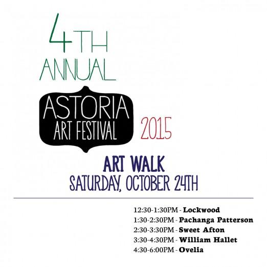AAF Art Walk 2015